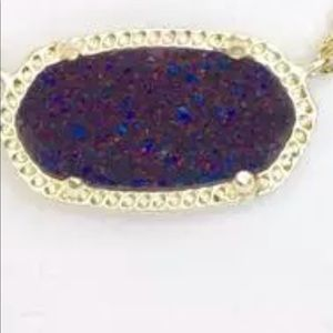 Two beautiful Drusy necklaces